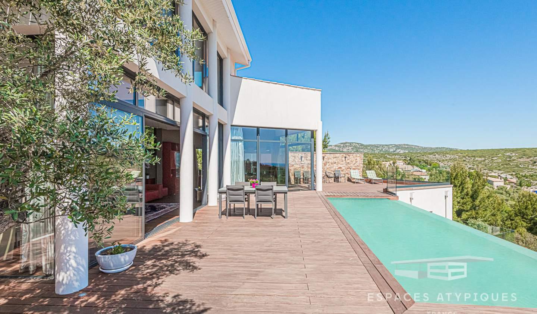 Maison avec piscine Leucate