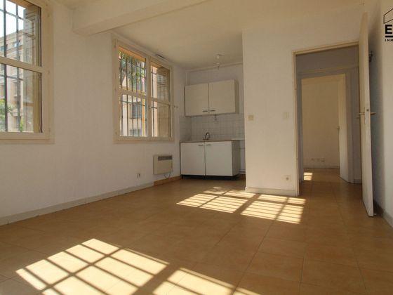 vente Appartement 2 pièces 37 m2 Aix-en-Provence