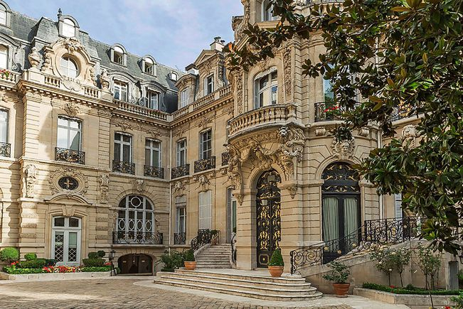 Appartement, Paris 8e