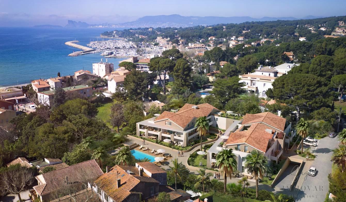 Appartement avec terrasse Saint-Cyr-sur-Mer