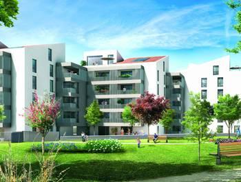 Appartement 2 pièces 45,99 m2