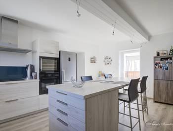 Duplex 4 pièces 110 m2