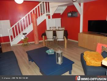 Maison 5 pièces 50 m2