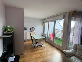 Appartement 4 pièces 83,88 m2