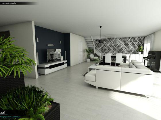 Vente duplex 4 pièces 150 m2