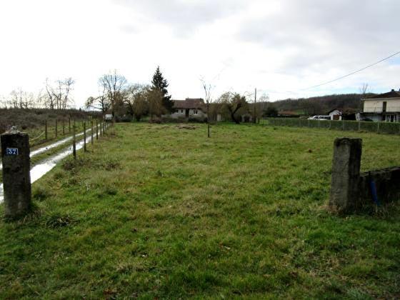 Vente terrain 1972 m2