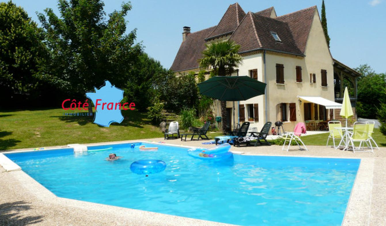 House with pool Sarlat-la-Canéda