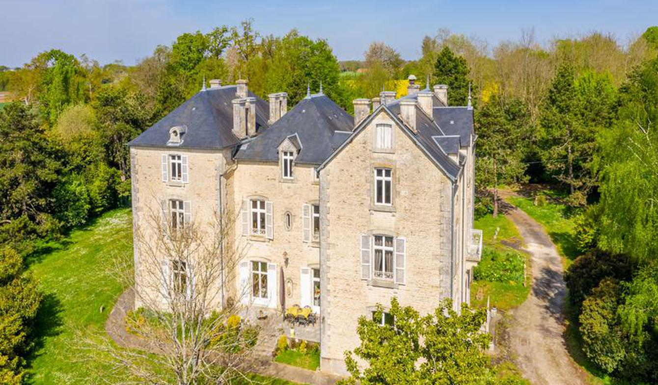 Château Gournay-Loizé