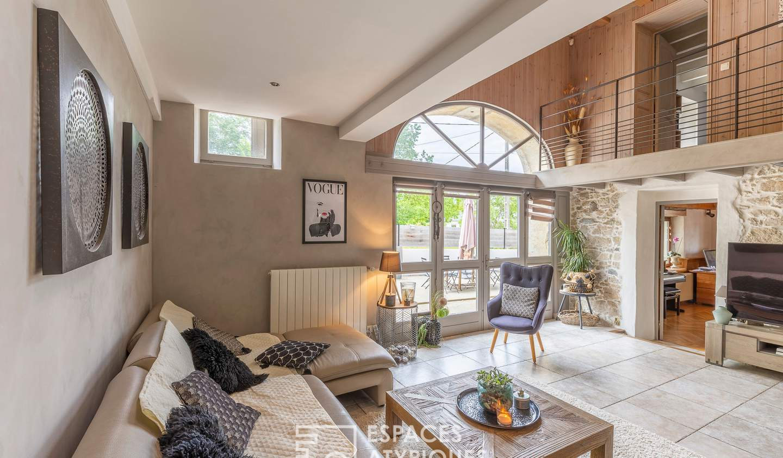 Maison avec terrasse Choisy