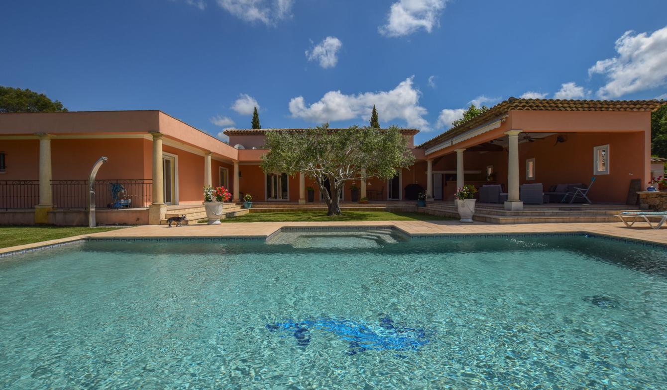 Maison avec piscine Trans-en-Provence