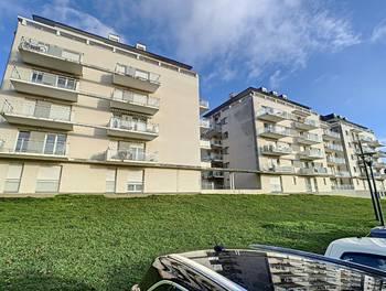 Appartement 2 pièces 41,43 m2