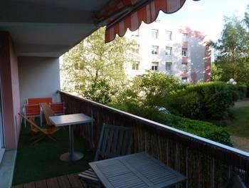 Appartement 2 pièces 48,99 m2