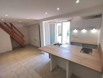 Appartement 2 pièces 37,07 m2