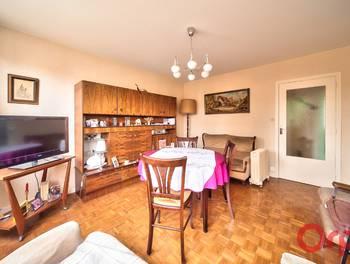 Appartement 4 pièces 79,65 m2