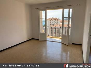 Appartement 4 pièces 74,59 m2
