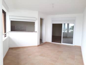 Appartement 3 pièces 56,76 m2