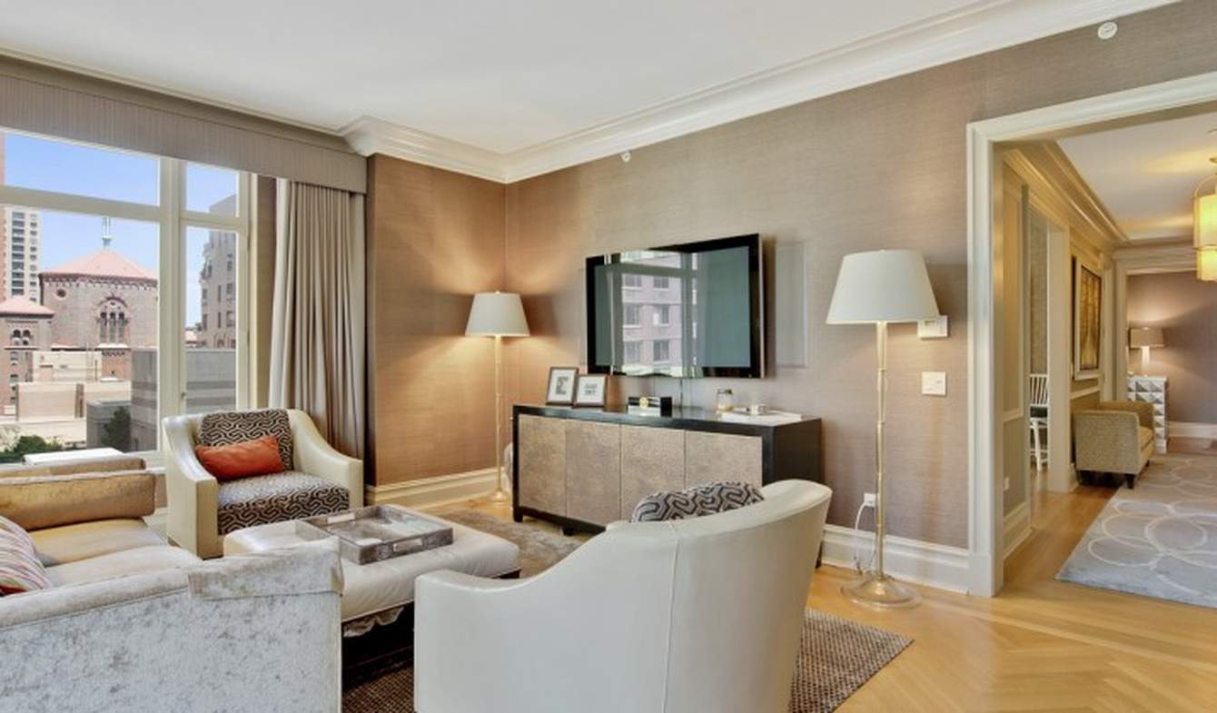 Appartement contemporain New York