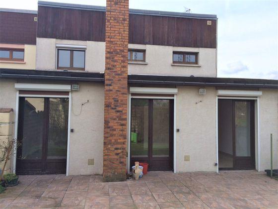 Location maison 4 pièces 109,1 m2