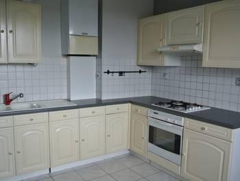 Appartement 3 pièces 57,72 m2