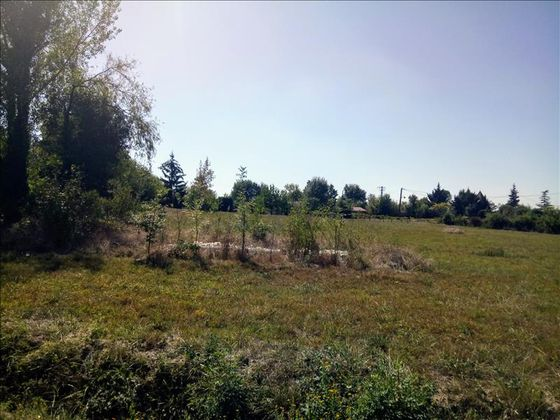 Vente terrain 1394 m2