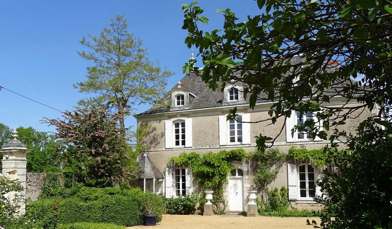Manoir Maine-et-Loire