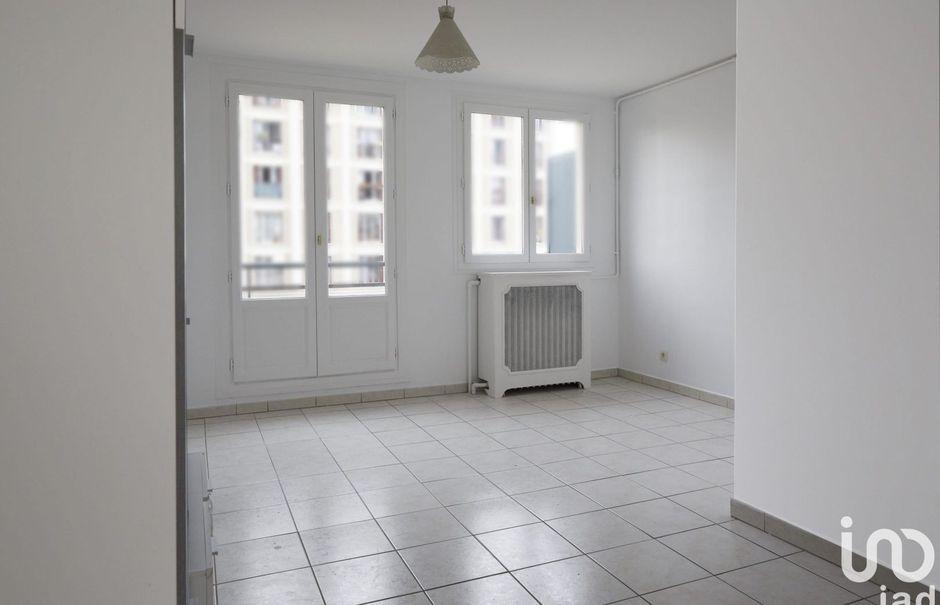 Vente appartement 3 pièces 45 m² à Pantin (93500), 334 000 €