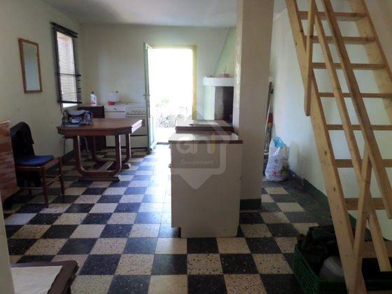 Vente chalet 3 pièces 40 m2