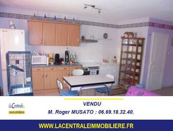 Appartement 2 pièces 55,19 m2