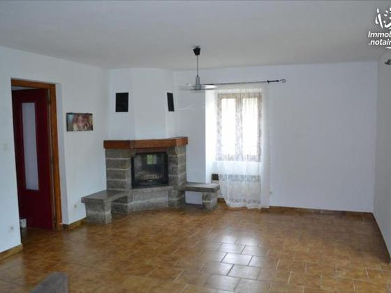 Vente maison 6 pièces 107 m2