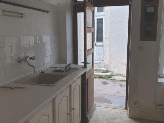 Vente maison 2 pièces 25,4 m2