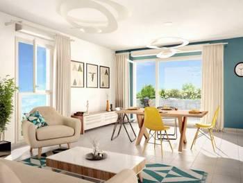 Appartement 2 pièces 44,72 m2