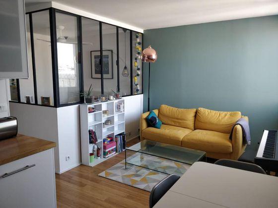 Location appartement meublé 2 pièces 33 m2