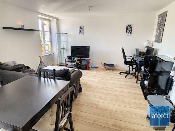 Vente appartement 3 pièces 47,7 m2