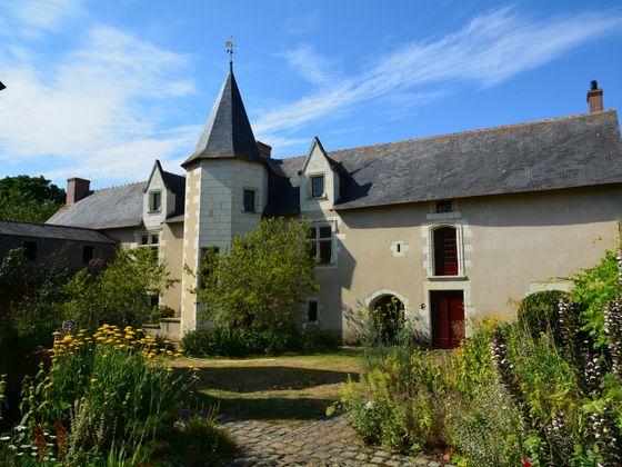 Vente château 14 pièces 494 m2
