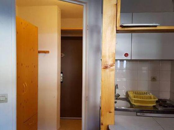 Vente studio 14,69 m2