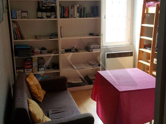 Vente studio 18,97 m2