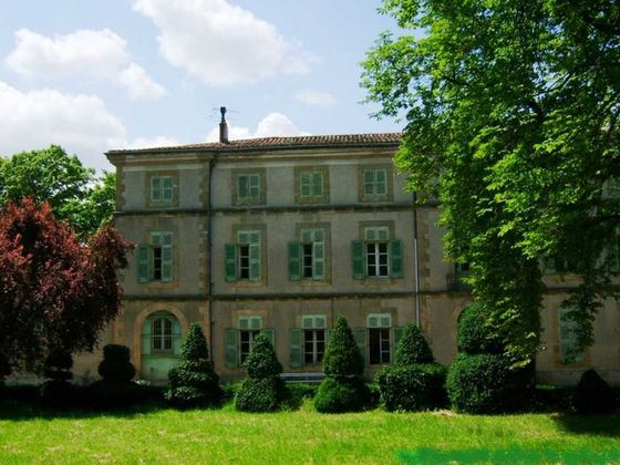 Vente château 30 pièces 600 m2