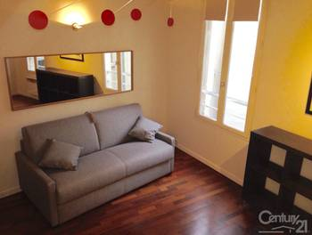 Studio meublé 29,96 m2