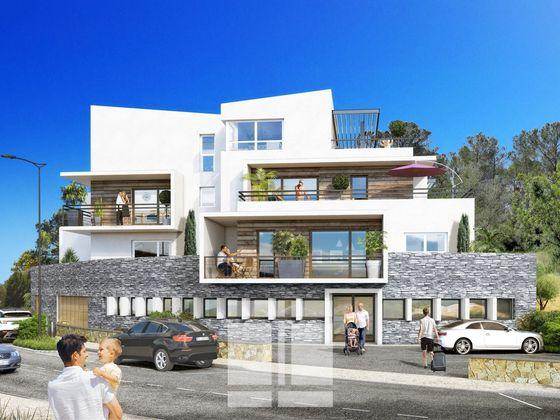 Vente appartement 3 pièces 59,83 m2