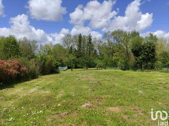 Vente terrain 1545 m2