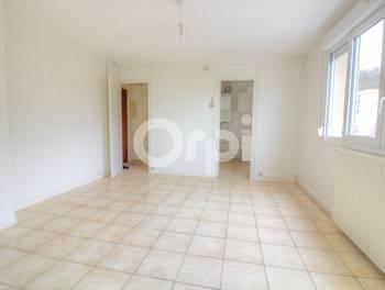 Appartement 2 pièces 38,84 m2