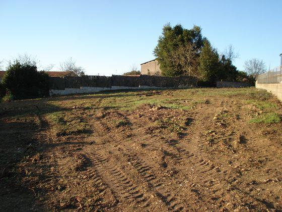 Vente terrain 740 m2