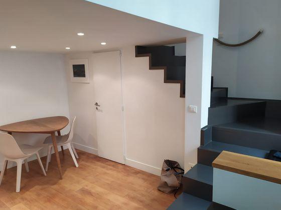 Location duplex meublé 2 pièces 36,62 m2