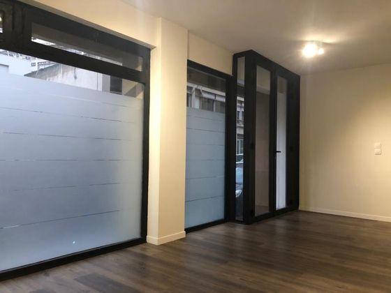 Location loft 1 pièce 32 m2