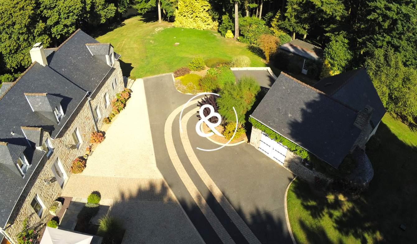 Maison avec terrasse Hénon