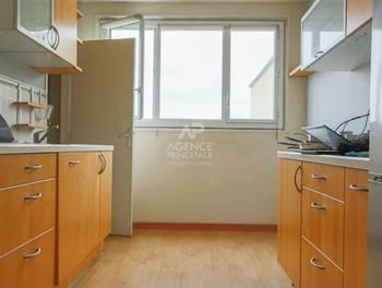 Appartement meublé 4 pièces 68 m2