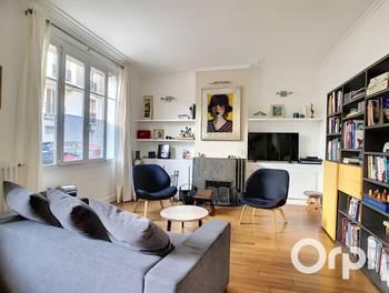 Appartement 4 pièces 104,74 m2