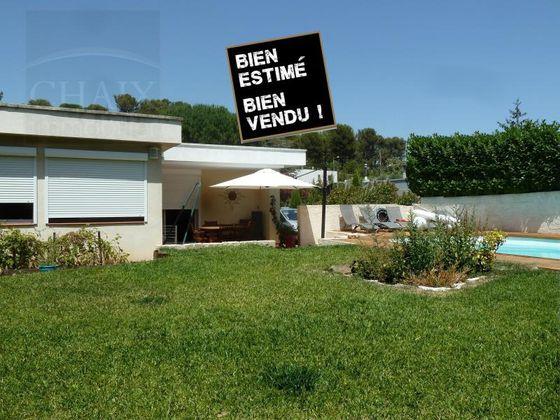 vente Villa 4 pièces 138 m2 Carnoux-en-Provence