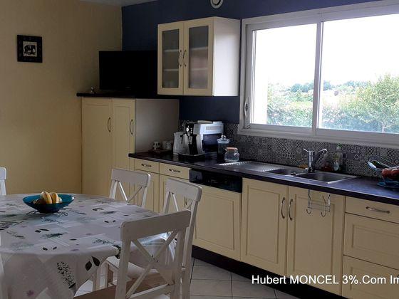 Vente maison 12 pièces 197 m2
