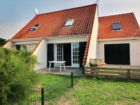 Vente de Maisons à Neufchatel Hardelot (62) : Maison à Vendre